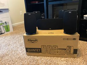 Klipsch Qunitet for Sale in Newport News, VA