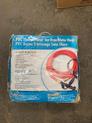 PVC thermo hose ice-free water hose for Sale in Tacoma, WA