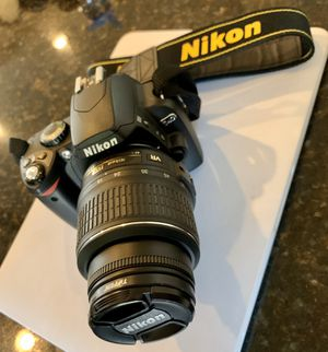 Nikon D40 | Digital Camera | Perfect Condition for Sale in Gilbert, AZ