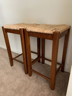 2 Bar Stools for Sale in Half Moon Bay, CA