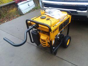 DEWALT generator for Sale in US
