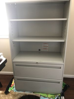 File cabinet with lock for Sale in Fort Washington, MD