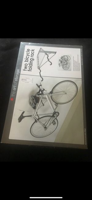 The Art of Storage 2 Bicycle Rack (Eastlake Area) Delivery is Available! NEW for Sale in Chula Vista, CA