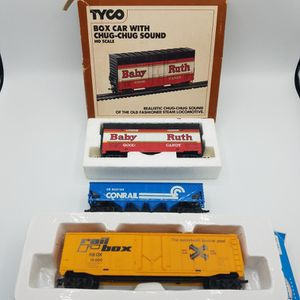 HO Model Train Freight Car Lot TYCO H0 for Sale in Chevy Chase, MD