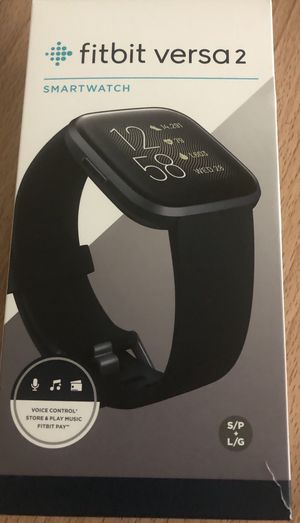 Fitbit Versa 2 Opened Never Used for Sale in Lake Angelus, MI