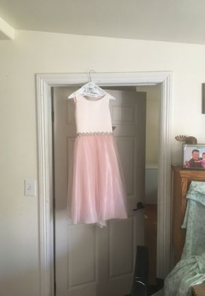 Petite Adele Flower Girl Dress size 14 for Sale in Chula Vista, CA