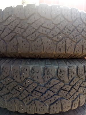 Chevy Cadillac Escalade Nissan Toyota 6 lug wheels 17 inch for Sale in Ontario, CA