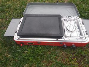 Brand new camping stove with storage bag for Sale in Mocksville, NC