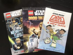 Free! Star wars books for Sale in Westerville, OH