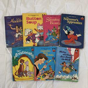 Vintage Disney Books (1973-1993) for Sale in Nolensville, TN