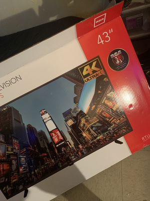 43 Inch RCA 4K TV for Sale in Brooklyn, NY