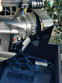 Professional Panasonic Camcorder for Sale in Castro Valley,  CA