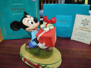 Walt Disney Classics Collection Presents For My Pals Mickey Mouse with Stand for Sale in Hudson, MA