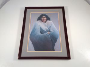 Standing Rock Woman Mark Howell for Sale in Durham, NC