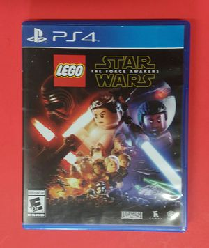 PS4 Lego Star Wars: The Force Awakens for Sale in Las Vegas, NV