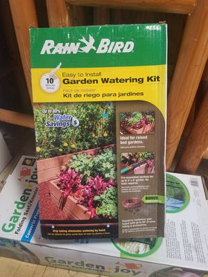 Rain Bird Garden Watering Kit for Sale in Rancho San Diego, CA