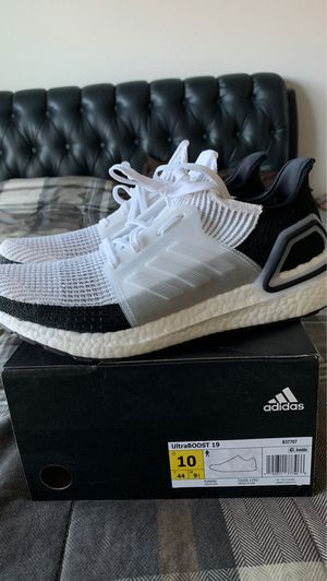 """Adidas Ultraboost 19 """"Oreo"""" size 10 for Sale in Flower Mound, TX"""