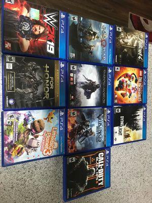 Ps4 games for Sale in Phoenix, AZ