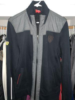 Ferrari Zip-up Jacket for Sale in Concord, CA