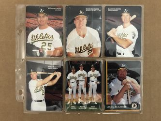 Mark McGWIRE Mothers Cookies Baseball Card Collection for Sale in Modesto,  CA