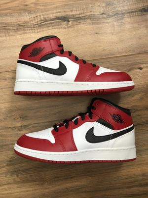 Brand New Nike Air Jordan 1 Mid GS Chicago for Sale in Los Angeles, CA