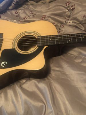 Epiphone guitar for Sale in Pontotoc, MS