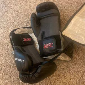 UFC Mixed Martial Arts 16oz Boxing Gloves for Sale in Richmond, TX