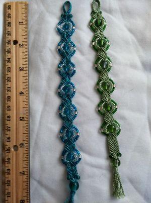 Micro Macrame Bracelets for Sale in Virginia Beach, VA