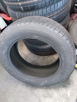 New Nexen 275-55-20 Tires 100% Life , Best offer 140 includes installation and balancing , English and Spanish Spoken for Sale in Bellflower,  CA