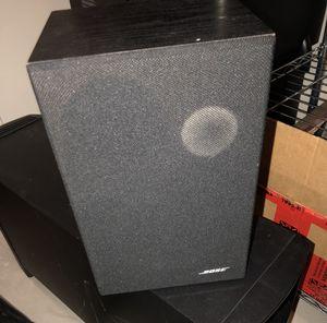 bose model 21 bookshelf speaker for Sale in Salt Lake City, UT