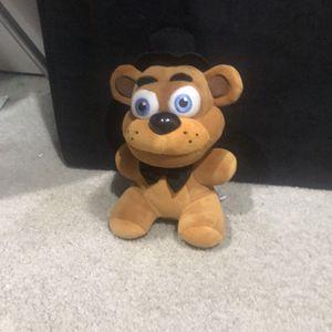Freddy Plushie for Sale in Mountlake Terrace, WA