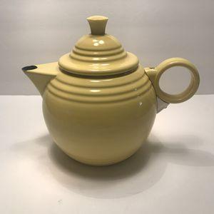 Fiesta Enamel Metal Tea Pot for Sale in Gainesville, FL