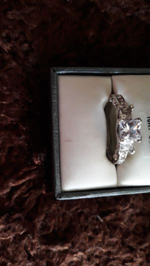Sterling silver engagement ring for Sale in Dallas, TX