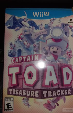 Wii captain toad for Sale in Madison Heights, VA