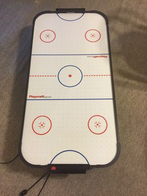 Playcraft Sport 40-Inch Table Top Air Hockey for Sale in Lakewood, OH