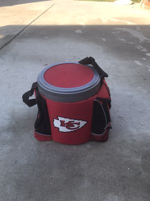 Kansas City Chiefs cooler/ice chest for Sale in Fullerton, CA