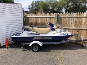 Sea Doo jet ski 2002 for Sale in Hartford, CT