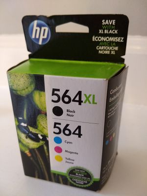 HP 564xl combo ink pack. Unopened more than 50% off for Sale in Boston, MA