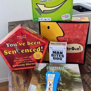 Various Boardgames for Sale in Albuquerque, NM