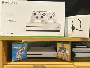 Xbox One S Super Bundle for Sale in Santa Monica, CA