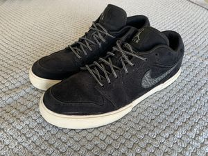 Jordan's (Black/Low Top/Size 11) for Sale in Irvine, CA
