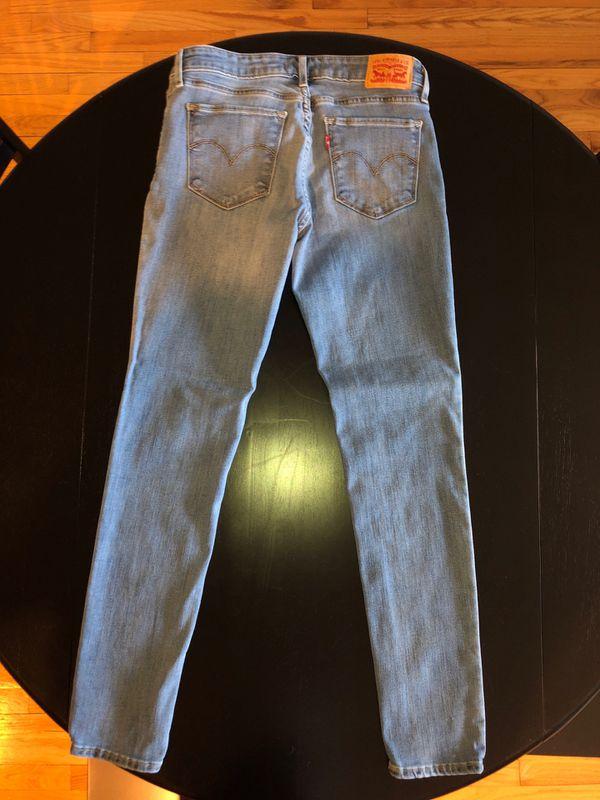 Levi's 711 Skinny, Size 26