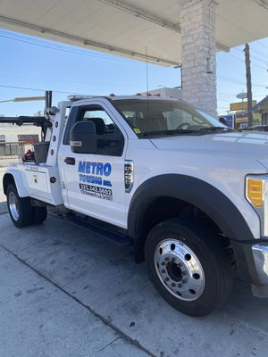 2017 ford F450 tow truck for Sale in Los Angeles, CA