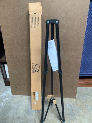 Quartet Telescoping Aluminum Easel Black (51E) for Sale in Norwalk, CA