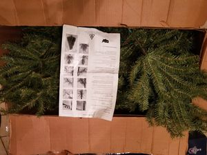 Christmas Tree, 7 Ft., Douglas Fir, Requires Assembly for Sale in Frederick, MD