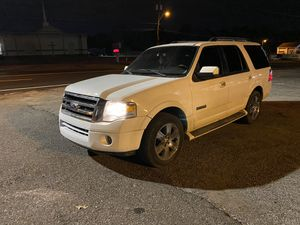 2007 Ford Expedition limited for Sale in Memphis, TN