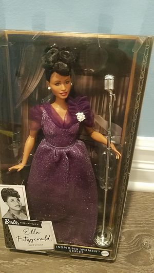 Barbie- Ella Fitzgerald collectible doll for Sale in Brooklyn, NY