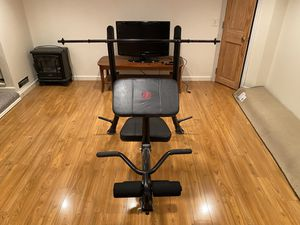 Bench press/Weight bench for Sale in Miller Place, NY