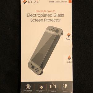 Nintendo Switch Glass Screen Protector for Sale in Phoenix, AZ