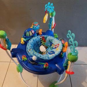BABY EINSTEIN NEPTUNE OCEAN BABY BOUNCER for Sale in Miami, FL